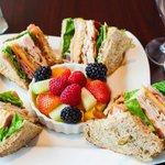 Marriott Classic Club Sandwich