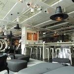 Common room/reception/bar area