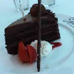 Lovely Chocolate Cake