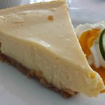 Exquisite Key Lime Pie