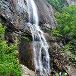 Tall, beautiful waterfall!