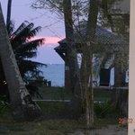 восхитительный закат