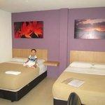 Bedroom (Quad)