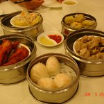 All the dim sum in this picture are good.