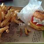 Photo de BurgerFi