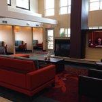 Beautiful Lobby Decor