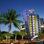 Hard Rock Hotel Pattaya Exterior