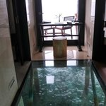 the delux water villa