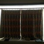 Pointless curtains