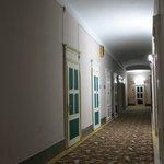 Doors of the rooms...