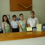 The Front Desk Staff
