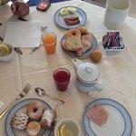 Decisamente ottima la colazione!