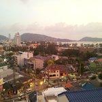 Vue sur Patong