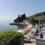 Vue sur la Mer et Restaurant du Soir (sous réservation)