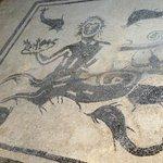 Мозаика в Геркулануме