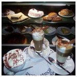 Coffees and Cakes