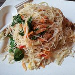fish sauce fried mee hoon