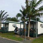 Economical park cabins