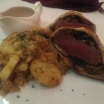 Beef in Pastry