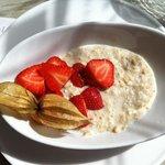 Whole Wheat Porridge