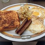 great Breakfast in the Garden