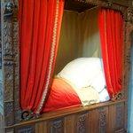 кровать Рубенса