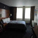 Room at Club Quarters