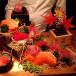 Shushi medium .. Good value , fresh & well present it. Best Japanese restaurant that we ever h