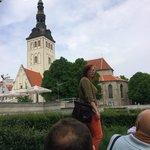 Ann our tour guide