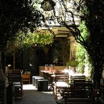 The Yard Restaurant.