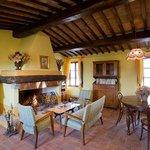 Sweet Cortesiana private lounge