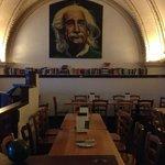Altillo del Cafe Einstein