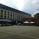 Отель с набережной 2