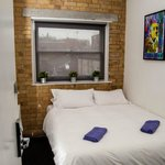 Lovely double room -The Dictionary Hostel, Shoreditch, East London