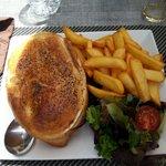 Cassolette de fruit de mer, menu a 26 euros : excellent