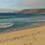 The view - Sennen Beach