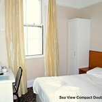 Sea View Compact Double Room