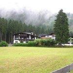 Типичный австрийский домик