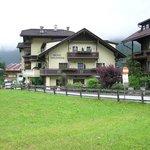 В Австрии все домики в подобном стиле