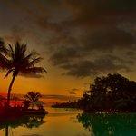 Infinity Pool, Maritim Hotel Mauritius