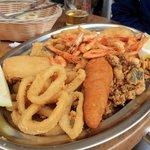 Pescado frito - 11€