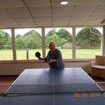 Table Tennis Area