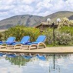 Pool & Naivasha view