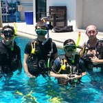 PADI Open Water Course 12,500 Thb in Chalong & Phuket Town