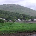 Arrochar from West side of Loch