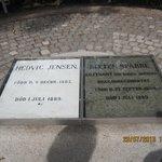 Deres gravsted