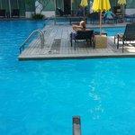 Pool in Serene Wing