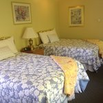 Large two double room