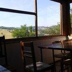 Panorama dalla mensa