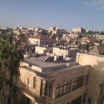 Uitzicht vanaf het dak